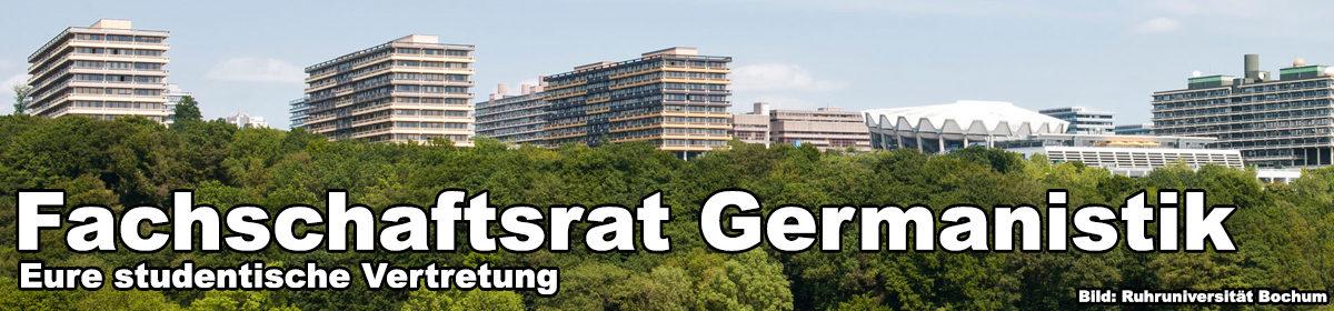 Fachschaftsrat Germanistik